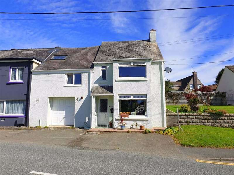 4 Bedrooms End Of Terrace House for sale in Moorfield Road, Narberth, Pembrokeshire