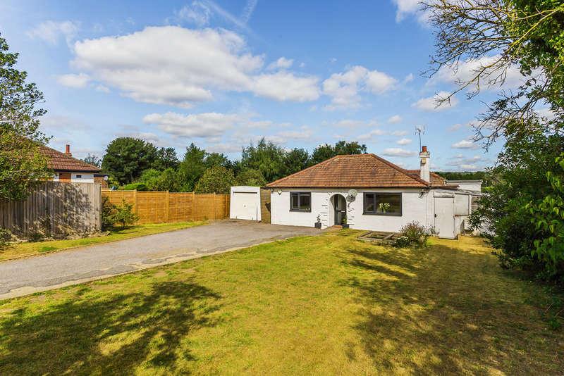 4 Bedrooms Detached Bungalow for sale in Main Road, Sundridge, TN14