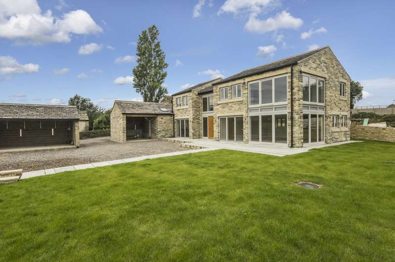 4 Bedrooms Detached House for sale in Briestfield Road, Briestfield, West Yorkshire