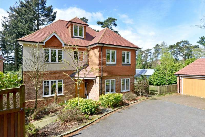 6 Bedrooms Detached House for sale in Holmes Place, Hindhead, Surrey, GU26