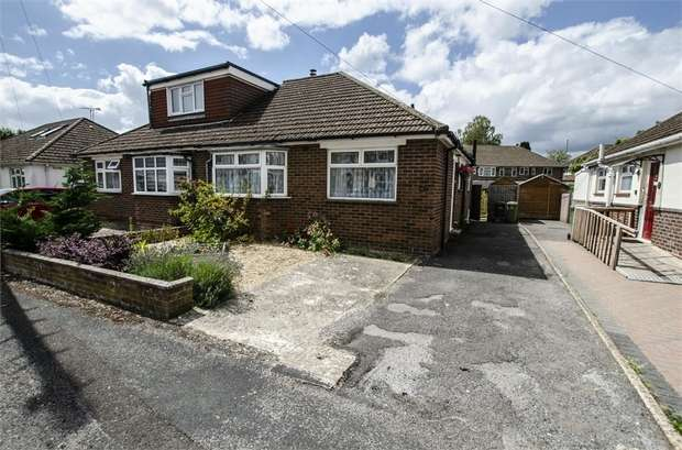 2 Bedrooms Semi Detached House for sale in Consort Road, EASTLEIGH, Hampshire
