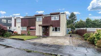 4 Bedrooms Semi Detached House for sale in Glendentan Road, Bridge Of Weir