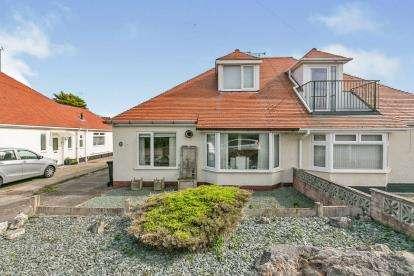 3 Bedrooms Bungalow for sale in Green Lanes, Prestatyn, Denbighshire, ., LL19