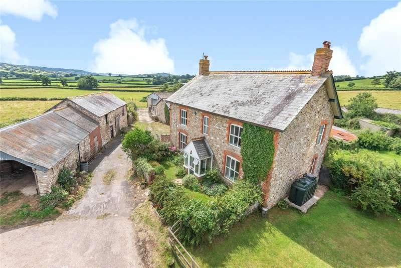 5 Bedrooms Detached House for sale in Yarcombe, Honiton, Devon, EX14