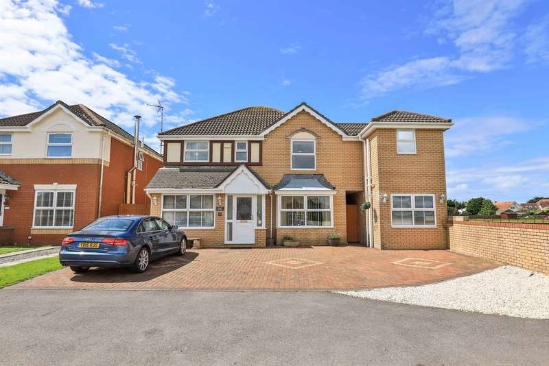 5 Bedrooms Detached House for sale in Cae Ganol, Porthcawl