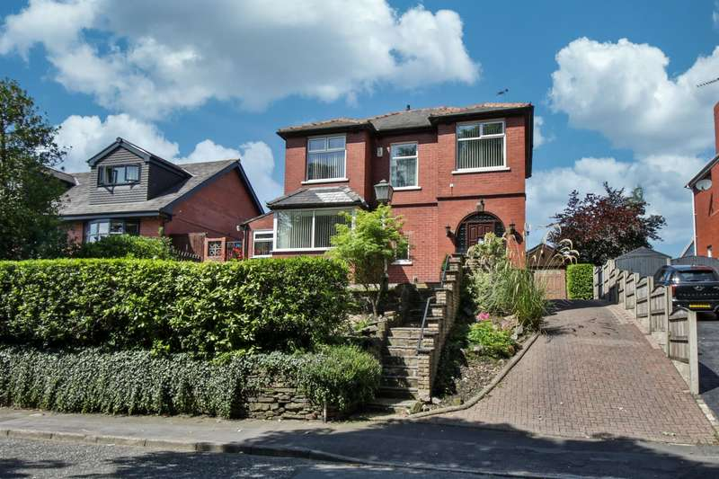 3 Bedrooms Detached House for sale in Wardle Road, Rochdale, OL12 9JB