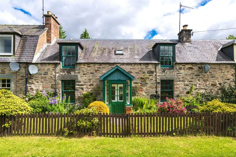 3 Bedrooms House for sale in Learig, Enochdhu, Perthshire, PH10