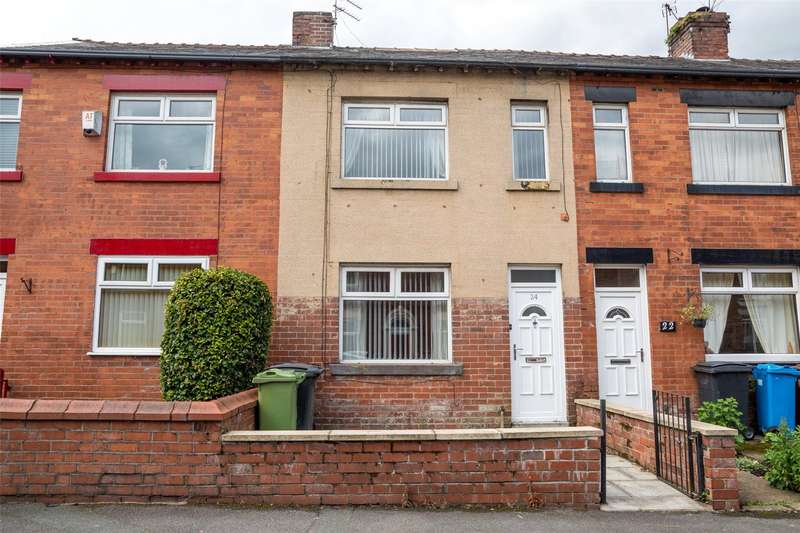 2 Bedrooms Terraced House for sale in Esther Street, Greenacres, Oldham, Greater Manchester, OL4