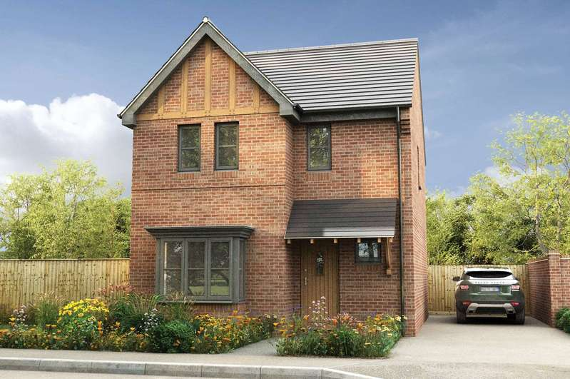 3 Bedrooms Detached House for sale in Kings Acre, Swainshill, Hereford, HR4