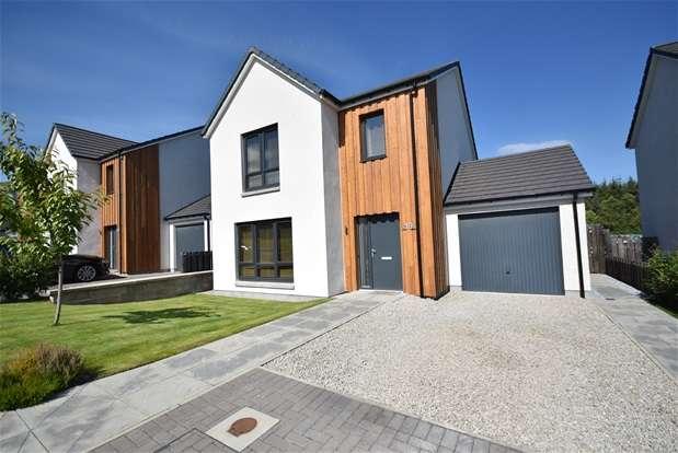 4 Bedrooms Detached House for sale in Kintrae Crescent, Elgin