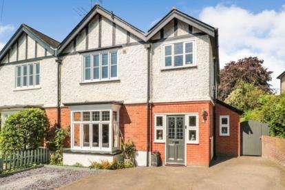 3 Bedrooms Semi Detached House for sale in Saffron Walden