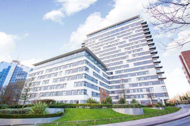 1 Bedroom Flat for sale in Alencon Link, Basingstoke, Hampshire