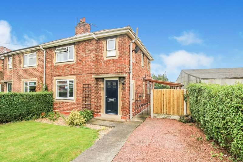 3 Bedrooms Semi Detached House for sale in Epworth Road, Doncaster, Lincolnshire, DN9