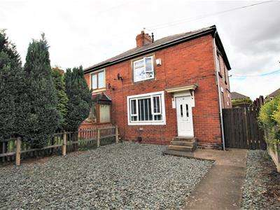 4 Bedrooms Semi Detached House for sale in Cross Lane, Royston, Barnsley
