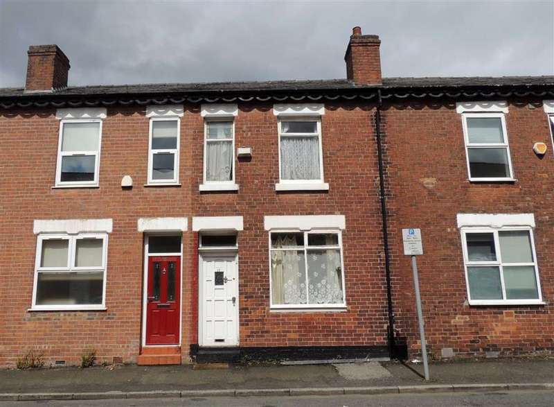 2 Bedrooms Terraced House for sale in East Grove, Longsight, Manchester