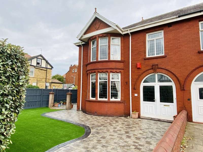 4 Bedrooms End Of Terrace House for sale in Lytham Road, South Shore, Blackpool, FY4