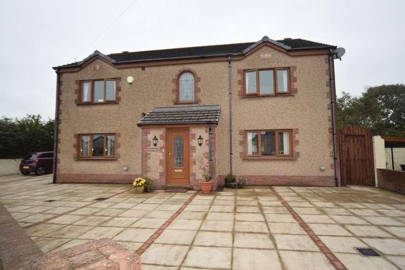 4 Bedrooms Detached House for sale in Harris Street, Askam-in-Furness
