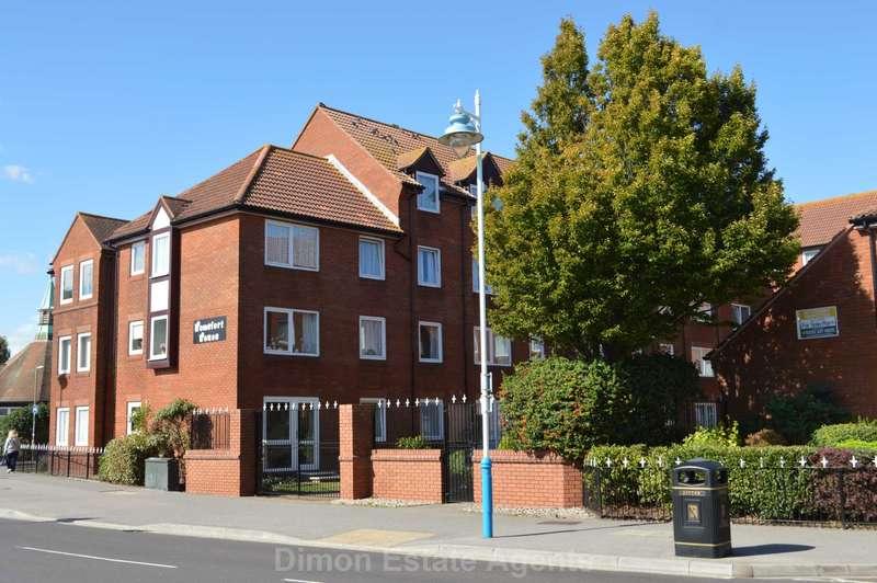 1 Bedroom Retirement Property for sale in Homefort House, Gosport