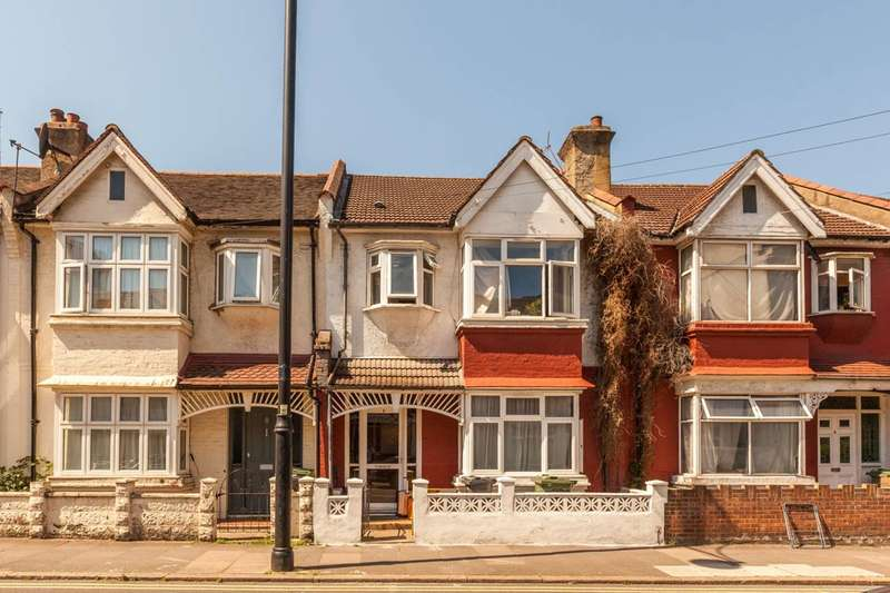 3 Bedrooms Terraced House for sale in Porden Road, Brixton, SW2