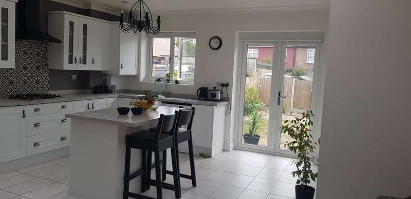 3 Bedrooms Terraced House for sale in Wilmington Gardens, Barking, London, IG11