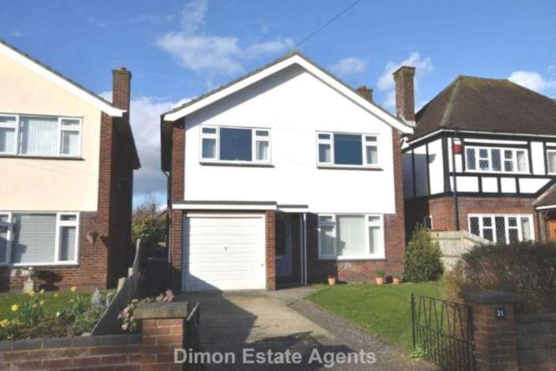 4 Bedrooms Detached House for sale in St Marys Avenue, Alverstoke