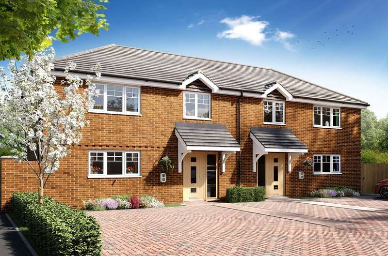 3 Bedrooms House for sale in Anna Gardens, Basingstoke, Hampshire, RG23