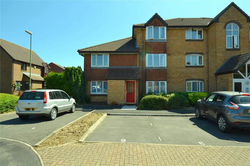 1 Bedroom Maisonette Flat for sale in Charing Close, Ringwood, Hampshire, BH24