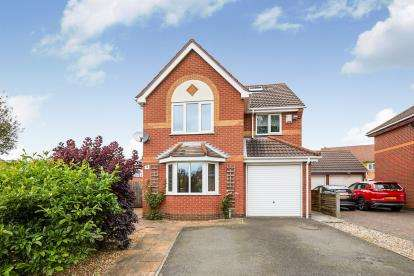 5 Bedrooms Detached House for sale in Coniston Gardens, ., Ashby-De-La-Zouch, Leicestershire