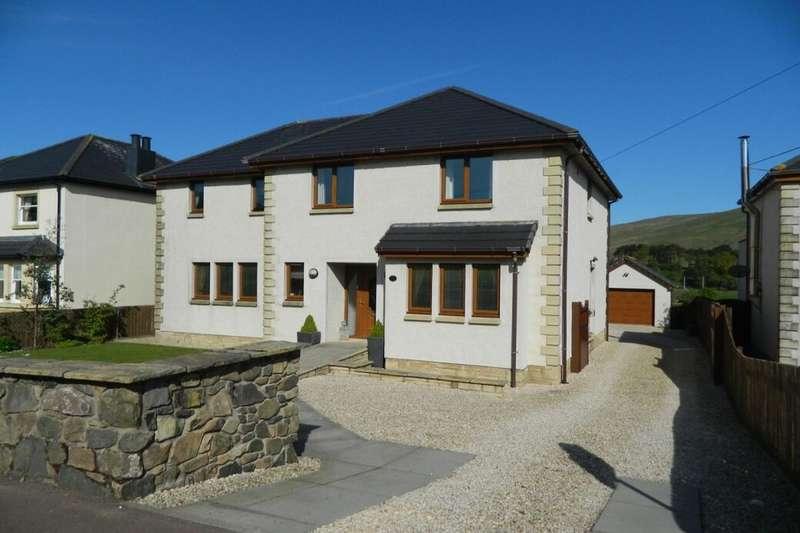 5 Bedrooms Detached House for sale in Carlisle Road, Crawford, Biggar, ML12
