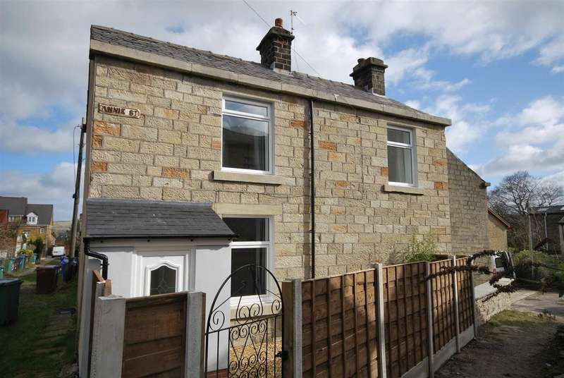 2 Bedrooms End Of Terrace House for sale in Annie Street, Ramsbottom