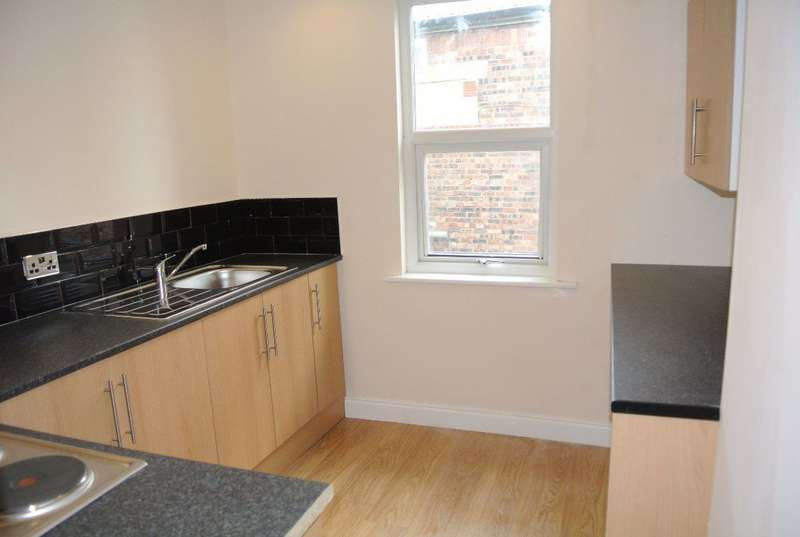1 Bedroom Studio Flat for rent in West Derby Village, Liverpool, L12