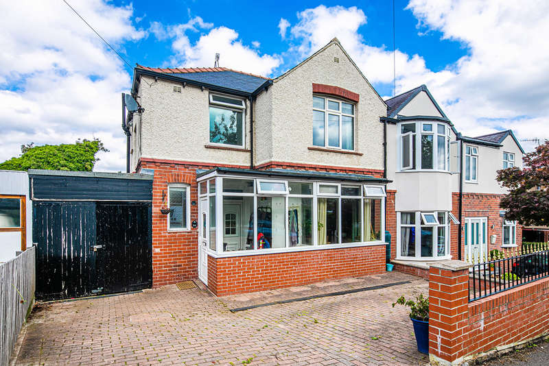 3 Bedrooms Semi Detached House for sale in Greystones Hall Road