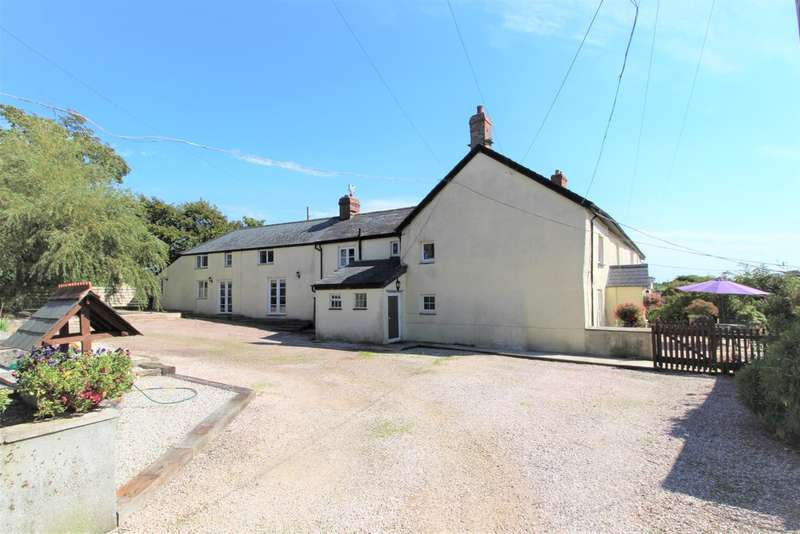 7 Bedrooms Semi Detached House for sale in Holsworthy, Devon
