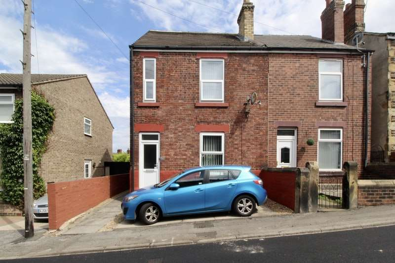 4 Bedrooms Semi Detached House for sale in Providence Street, Rotherham, South Yorkshire, S61