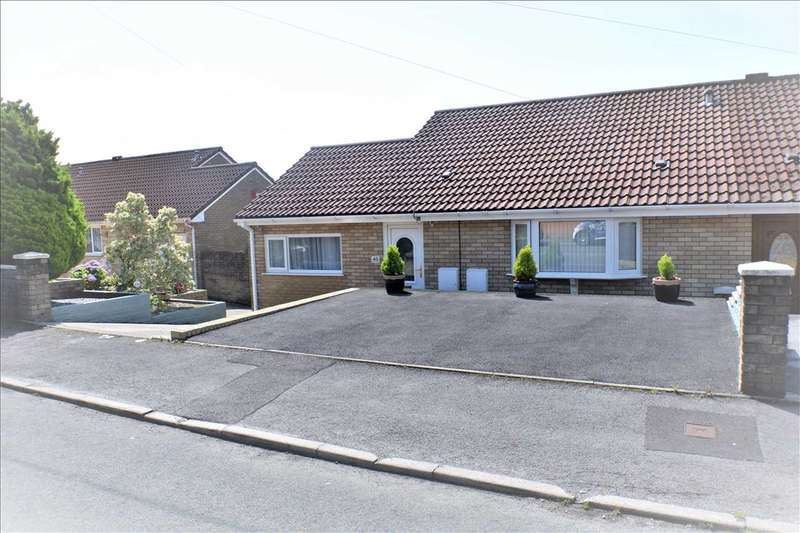 4 Bedrooms Semi Detached House for sale in Rhys Street, Tonypandy