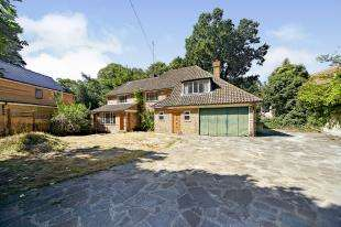 5 Bedrooms Detached House for sale in Pine Coombe, Shirley, Croydon, Surrey
