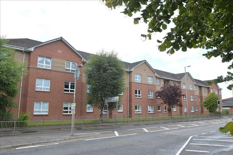 2 Bedrooms Apartment Flat for sale in McCourt Gardens, Bellshill