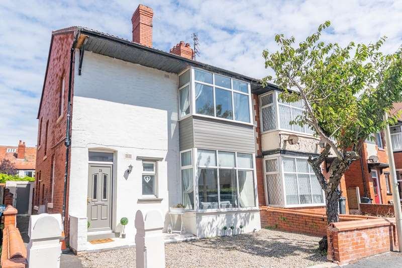 4 Bedrooms Semi Detached House for sale in All Saints Road, Lytham St Annes, FY8