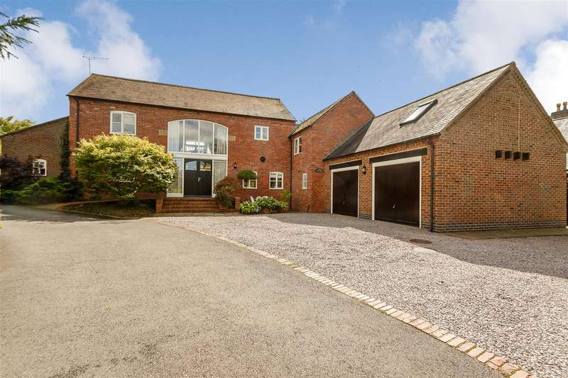 5 Bedrooms Detached House for sale in Leire, Lutterworth, Leicestershire