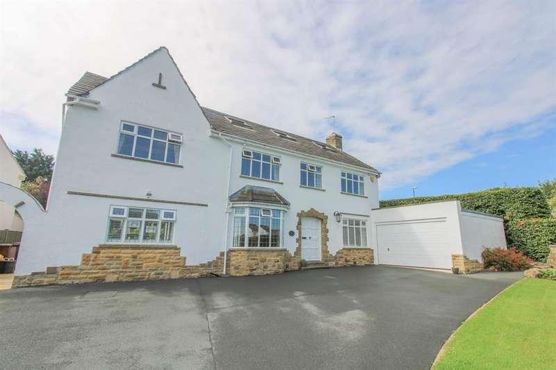 6 Bedrooms Detached House for sale in Ridgeway, Guiseley, Leeds, LS20 8JA