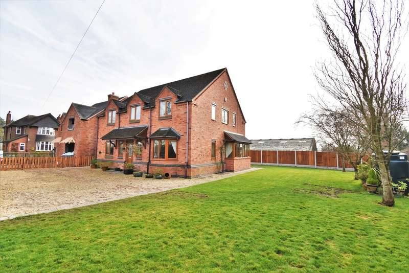 5 Bedrooms Detached House for sale in Breach Lane, Foston