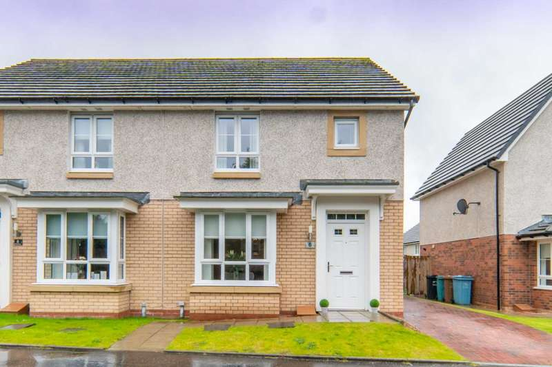3 Bedrooms Semi Detached House for sale in Wells Grove, Motherwell