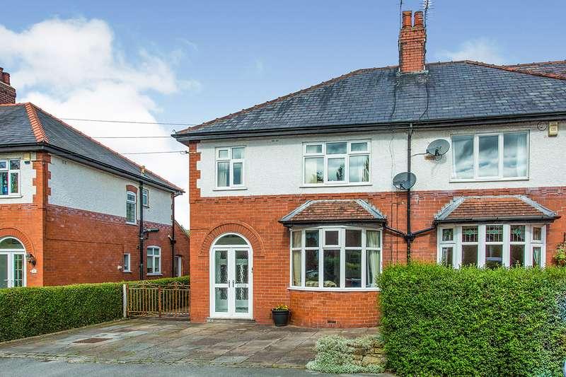 3 Bedrooms Semi Detached House for sale in Rydal Avenue, Penwortham, Preston, PR1