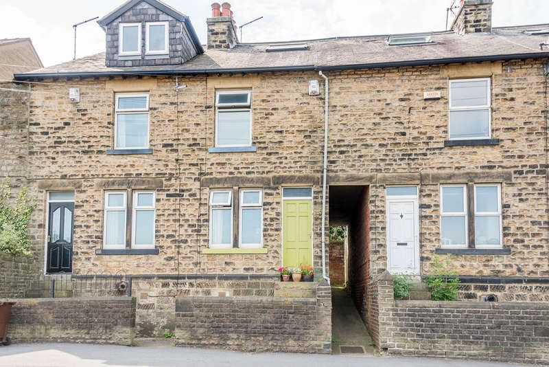 3 Bedrooms Terraced House for sale in Heavygate Road, Crookes
