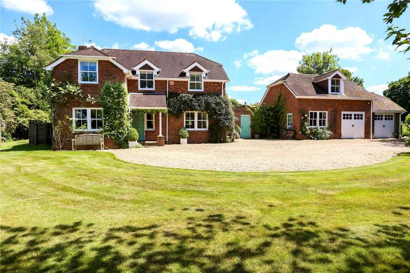 5 Bedrooms Detached House for sale in Trinity Road, Parish Of Bentworth, Medstead, Alton, Hampshire, GU34