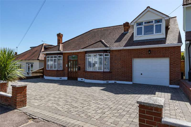 4 Bedrooms Detached Bungalow for sale in Whitehouse Road, Leigh-on-Sea, Essex, SS9