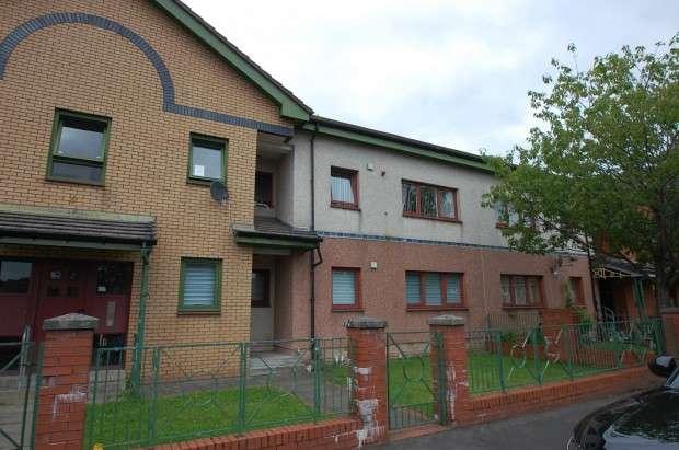2 Bedrooms Flat for sale in Bargaran Road, Pollok, G53