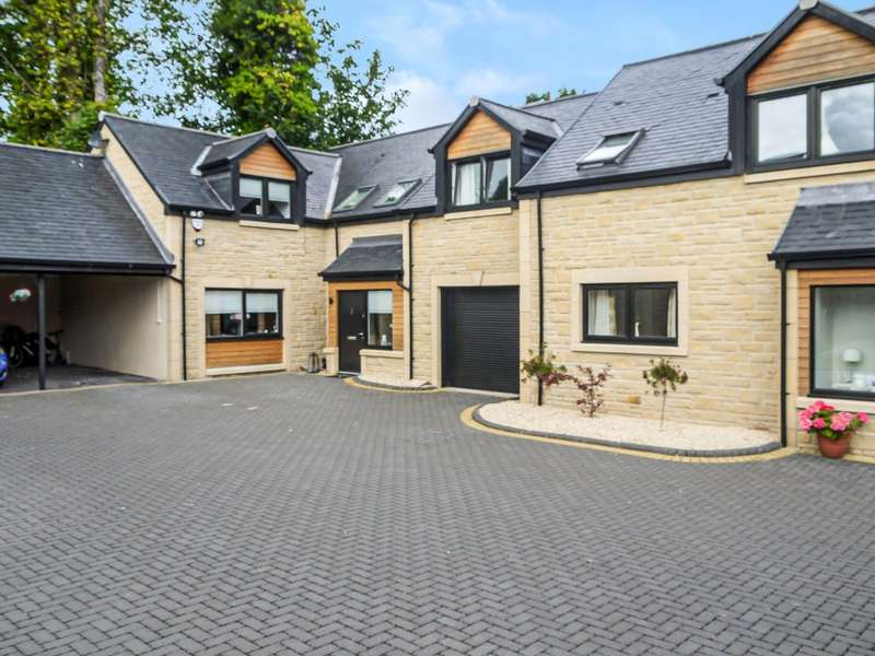 3 Bedrooms Block Of Apartments Flat for sale in Greenbank Mews, Wellhall Road, Hamilton, ML3
