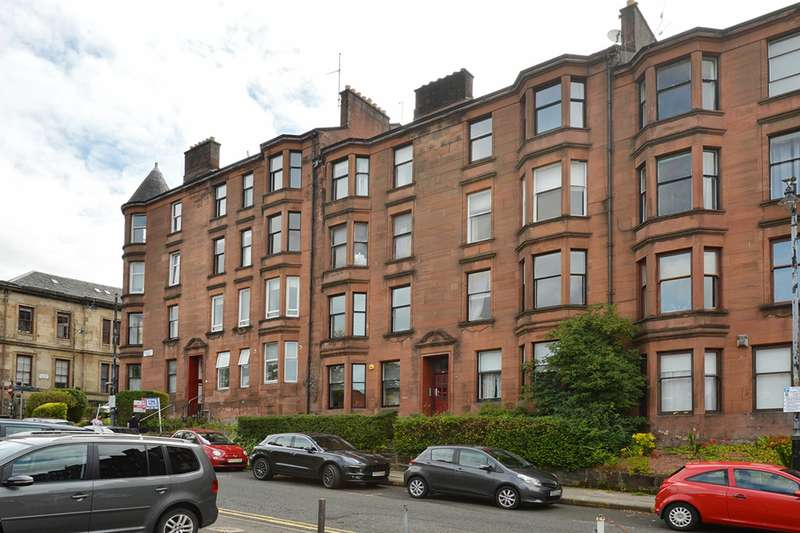 2 Bedrooms Flat for sale in Buccleuch Street, Glasgow, G3 6QN