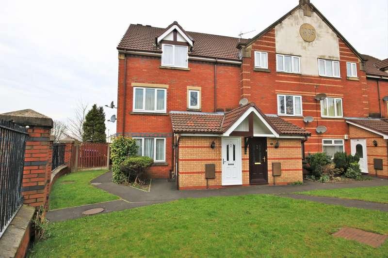 1 Bedroom Apartment Flat for sale in Hackworth Close, Scholes, Wigan, WN1 3JQ